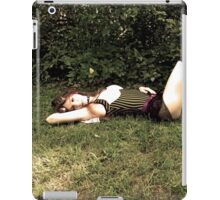 Lillian in Wonderland 4 iPad Case/Skin
