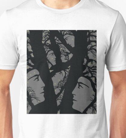 tree 1 Unisex T-Shirt