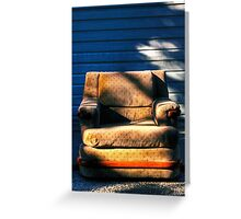 Comfort Outside Greeting Card