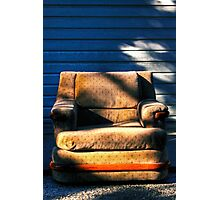 Comfort Outside Photographic Print