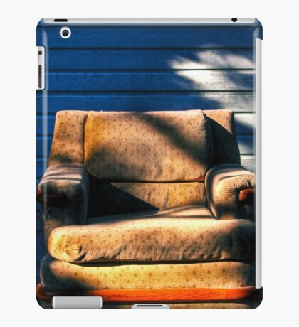 Comfort Outside iPad Case/Skin