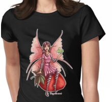 Berry Fairy  Womens Fitted T-Shirt