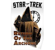 Return of the Archons Poster