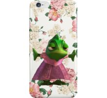 Punzie pascal iPhone Case/Skin