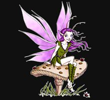 Purple Pixie and Ladybugs T-Shirt