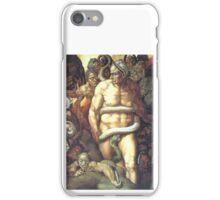 Michelangelo's Revenge  iPhone Case/Skin