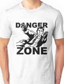 Danger Zone Shoot-Out Unisex T-Shirt