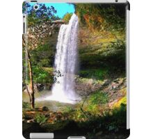 Under Noccalula Falls iPad Case/Skin