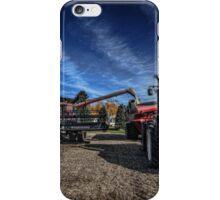Red & Blue iPhone Case/Skin
