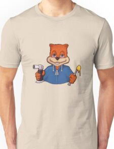 Squirrel Dab (No Text) Unisex T-Shirt