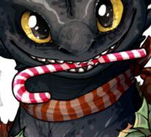 Krokmou - Toothless Sticker