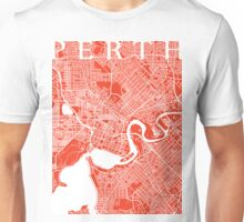 Perth (Red) Unisex T-Shirt