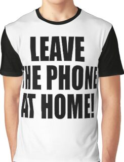 Mobile telephone addiction Graphic T-Shirt
