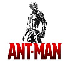 Ant Man T-Shirt Photographic Print