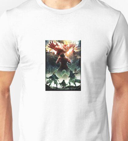 Shingeki no Kyojin - 2  Unisex T-Shirt