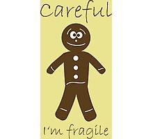 Fragile Cookies Photographic Print