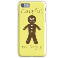 Fragile Cookies iPhone Case/Skin