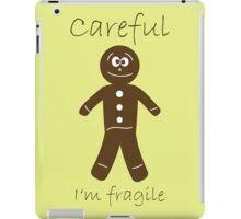 Fragile Cookies iPad Case/Skin
