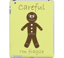 Fragile Cookies iPad Case/Skin