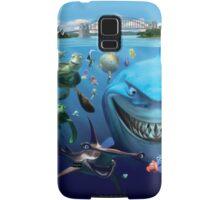 Disney, Finding Nemo and Friends Samsung Galaxy Case/Skin