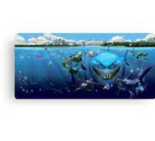 Disney, Finding Nemo and Friends Canvas Print