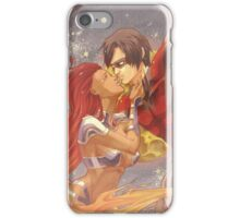 NightwingXStarfire: Summer Time iPhone Case/Skin