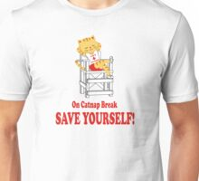 Save Yourself (Navy) Unisex T-Shirt