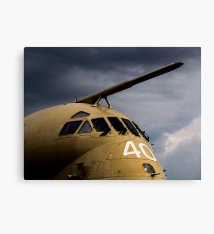 RAF Nimrod maritime aircraft XV240 Canvas Print