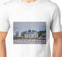 Quilted Mitchell Barn Unisex T-Shirt