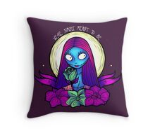 We're Simply Meant To Be Throw Pillow