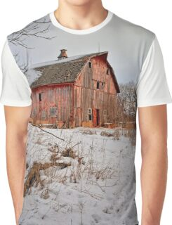 Winter On Jersey Avenue 2 Graphic T-Shirt