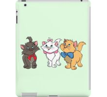 Aristokittens iPad Case/Skin