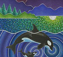 Orca Sonic Love by Elspeth McLean