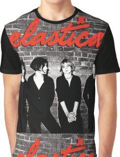 Elastica (Album Cover)  Graphic T-Shirt