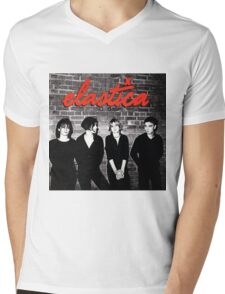 Elastica (Album Cover)  Mens V-Neck T-Shirt