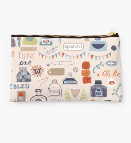 Ink Studio Pouch