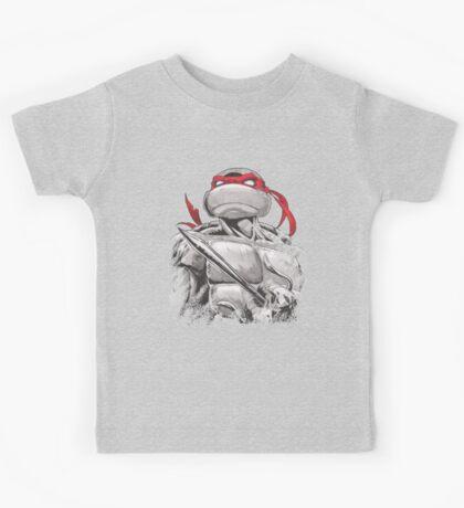The Dangerous One Raphael TMNT Kids Tee