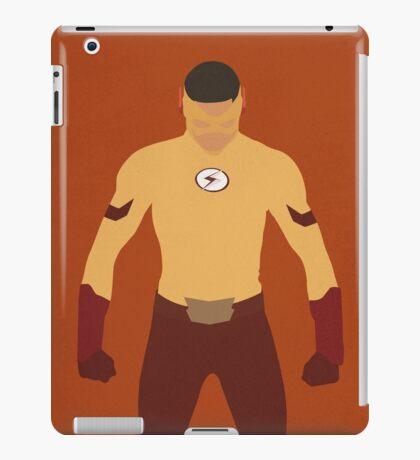 Kid Flash (Wally West) Minimalist iPad Case/Skin