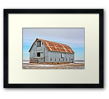 Prairie Cathedral Framed Print
