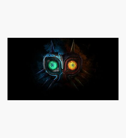 Majora's Mask Photographic Print