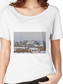 Winter On The Farm 5 Women's Relaxed Fit T-Shirt