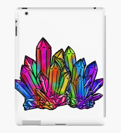 BLING BLING (RAINBOW VERS.) iPad Case/Skin