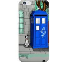 Police Public Call Dog iPhone Case/Skin