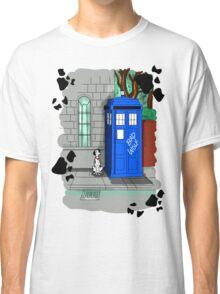 Police Public Call Dog Classic T-Shirt