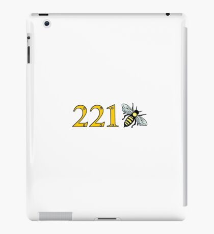 221Bee iPad Case/Skin