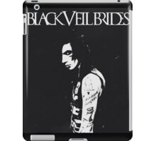 Black Veil Brides - Andy Biersack iPad Case/Skin