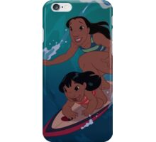 Surfing Duo iPhone Case/Skin