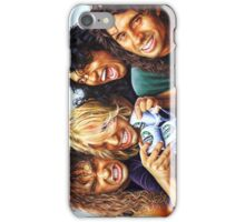 Reign In Blood painting poster iPhone Case/Skin