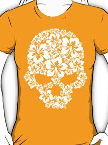 Hibiscus Skull T-Shirt