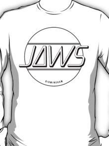 JAWS transparent logo T-Shirt